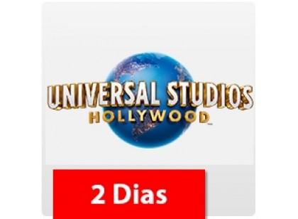 UNIVERSAL STUDIOS HOLLYWOOD - 2 Dias